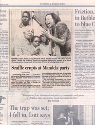 Newspapers DMR Mandela