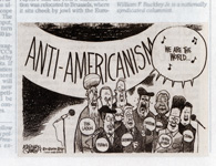 Newspapers Cartoon