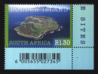 Stamps Robben Island