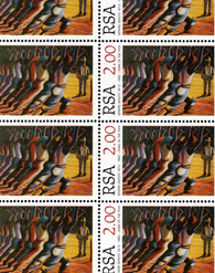 Stamps Sekoto