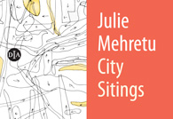 Julie Mehretu Cover